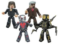 Marvel Minimates Ant-Man Four Pack