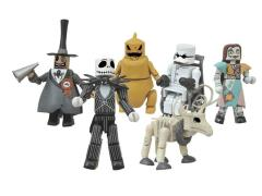 Nightmare Before Christmas Minimates Series 1 Box of 18 Figures