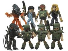 Alien Minimates Series 2 Two Pack Set of 4