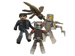 Marvel Minimates Ant-Man Four Pack SDCC 2015 Exclusive