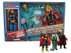 "Thor 8"" Retro Figure Set Limited Edition"