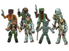 Predator Minimates Series 1 Two Pack Set of 4