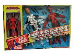 "Deadpool 8"" Retro Figure Set Limited Edition"