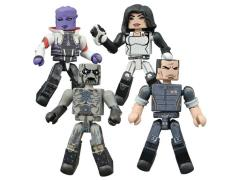 Mass Effect Minimates Series 1 Four Pack