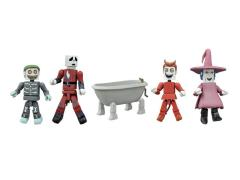 NYCC 2015 Exclusive Nightmare Before Christmas Minimates Four Pack
