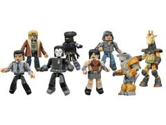 Indie Minimates Wave 1 Two Pack Set of 4