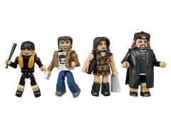 Mall Rats Minimates Wave 1 Four Pack