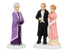 The Downton Legacy Figurine