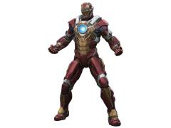 1/9 Scale Iron Man Mark XVII Heartbreaker Model Kit - Painted