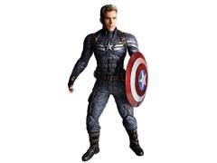 1/9 Scale Captain America The Winter Soldier Model Kit - Captain America (Prepainted)