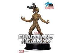 Guardians of The Galaxy Action Hero Vignette - Groot With Rocket Raccoon
