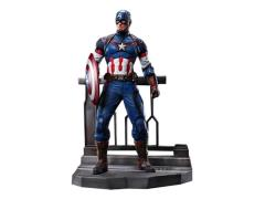 Avengers: Age of Ultron 1/9 Scale Model Kit Vignette Captain America