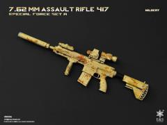 1/6 Scale HK417 Assault Rifle Set - Wildcat
