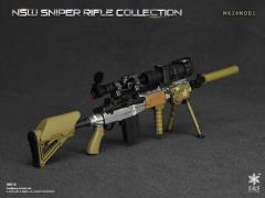 1/6 Scale NSW Sniper Rifle Collection - MK14MOD1
