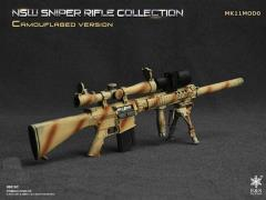 1/6 Scale NSW Sniper Rifle Collection Camouflaged - MK11MOD0