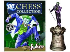 DC Superhero Chess Figure Collection #2 - Joker Black King