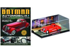 Batman Automobilia Collection - No.12 Batmobile (Detective Comics #27)