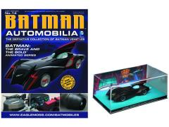 Batman Automobilia Collection - No.14 Batmobile (The Brave & The Bold)