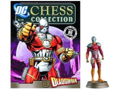 DC Superhero Chess Figure Collection #39 - Deadshot Black Pawn
