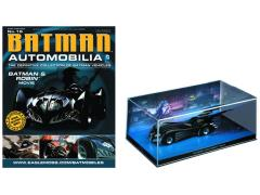 Batman Automobilia Collection - No.16 Batmobile (Batman & Robin)