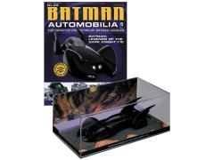 Batman Automobilia Collection - No.25 Batmobile (Legends of the Dark Knight #15)