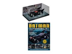 Batman Automobilia Collection - No.27 Batmobile (Legends of the Dark Knight #156)
