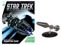 Star Trek Starships Collection - #22 Krenim Temporal Weapon