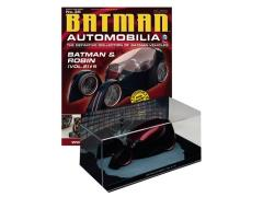 Batman Automobilia Collection - No.35 Batmobile (Batman & Robin Volume 2 #5)
