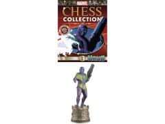 Marvel Chess Figure Collection #11 - Kang Black Rook