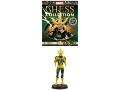 Marvel Chess Figure Collection #13 - Electro Black Pawn