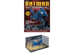 Batman Automobilia Collection - No.38 Batcycle (Legends of the Dark Knight)