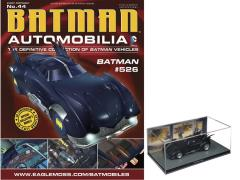Batman Automobilia Collection - No.44 Batmobile (Batman #526)