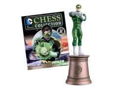 DC Superhero Chess Figure Collection #71 - Power Ring Black Bishop