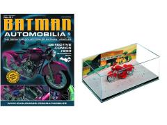 Batman Automobilia Collection - No.51 Batwoman Bike (Detective Comics #233)