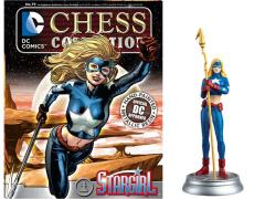 DC Superhero Chess Figure Collection #79 - Stargirl White Pawn