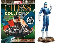 Marvel Chess Figure Collection #28 - Bullseye Black Pawn