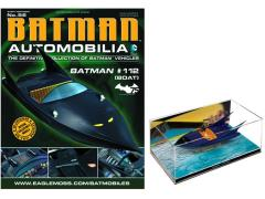 Batman Automobilia Collection - No.56 Batboat (Batman #112)