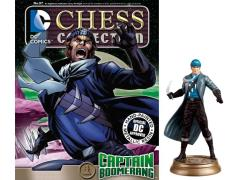 DC Superhero Chess Figure Collection #87 - Captain Boomerang Black Pawn
