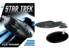 Star Trek Starships Collection - #48 USS Voyager Armored