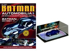 Batman Automobilia Collection - No.63 Batmobile (Odyssey #1)