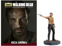 The Walking Dead Collector's Models - #1 Rick Grimes