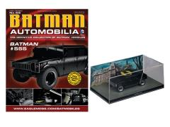 Batman Automobilia Collection - No.69 Batmobile (Batman #555)