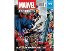 Marvel Fact Files #97