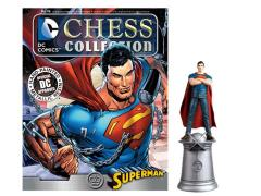 DC Superhero Chess Figure Collection #96 - Young Superman White King