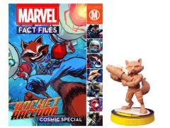 Marvel Fact Files Cosmic Special Edition #1 - Rocket Raccoon