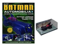 Batman Automobilia Collection - No.73 Batmobile (Legends of the Dark Knight #198)