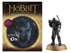 The Hobbit Motion Picture Figure Collection #7 - Narzug The Orc