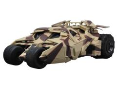 Batman Automobilia Collection - No.81 Batmobile Prototype Tumbler (Batman Begins)