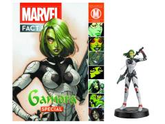 Marvel Fact Files Cosmic Special Edition #4 - Gamora