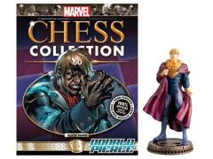 Marvel Chess Figure Collection #60 - Donald Pierce Black Pawn
